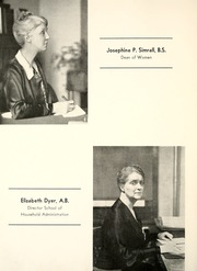 Page 24, 1935 Edition, University of Cincinnati - Cincinnatian Yearbook (Cincinnati, OH) online yearbook collection