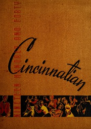 Page 1, 1940 Edition, University of Cincinnati - Cincinnatian Yearbook (Cincinnati, OH) online yearbook collection
