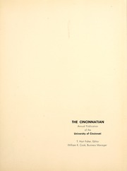 Page 5, 1941 Edition, University of Cincinnati - Cincinnatian Yearbook (Cincinnati, OH) online yearbook collection