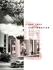 Page 7, 1953 Edition, University of Cincinnati - Cincinnatian Yearbook (Cincinnati, OH) online yearbook collection