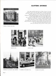 Page 11, 1954 Edition, University of Cincinnati - Cincinnatian Yearbook (Cincinnati, OH) online yearbook collection