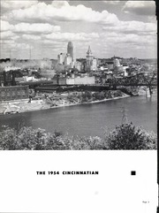 Page 6, 1954 Edition, University of Cincinnati - Cincinnatian Yearbook (Cincinnati, OH) online yearbook collection