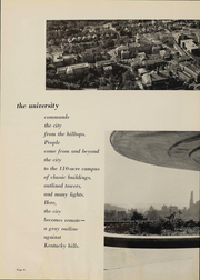 Page 10, 1956 Edition, University of Cincinnati - Cincinnatian Yearbook (Cincinnati, OH) online yearbook collection