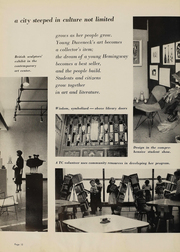 Page 14, 1956 Edition, University of Cincinnati - Cincinnatian Yearbook (Cincinnati, OH) online yearbook collection