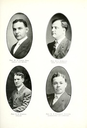 Page 15, 1915 Edition, Lenoir Rhyne College - Hacawa Yearbook (Hickory, NC) online yearbook collection