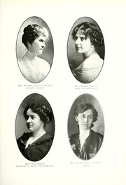 Page 17, 1915 Edition, Lenoir Rhyne College - Hacawa Yearbook (Hickory, NC) online yearbook collection