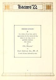 Page 16, 1922 Edition, Lenoir Rhyne College - Hacawa Yearbook (Hickory, NC) online yearbook collection