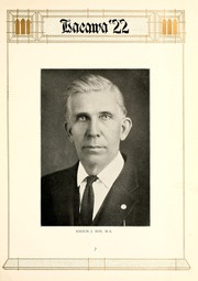 Page 17, 1922 Edition, Lenoir Rhyne College - Hacawa Yearbook (Hickory, NC) online yearbook collection