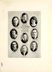 Page 11, 1923 Edition, Lenoir Rhyne College - Hacawa Yearbook (Hickory, NC) online yearbook collection