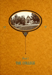 Page 13, 1924 Edition, Lenoir Rhyne College - Hacawa Yearbook (Hickory, NC) online yearbook collection