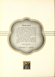 Page 12, 1932 Edition, Lenoir Rhyne College - Hacawa Yearbook (Hickory, NC) online yearbook collection