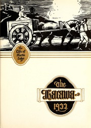 Page 7, 1932 Edition, Lenoir Rhyne College - Hacawa Yearbook (Hickory, NC) online yearbook collection