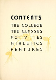 Page 13, 1936 Edition, Lenoir Rhyne College - Hacawa Yearbook (Hickory, NC) online yearbook collection