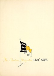 Page 7, 1936 Edition, Lenoir Rhyne College - Hacawa Yearbook (Hickory, NC) online yearbook collection