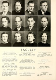 Page 14, 1938 Edition, Lenoir Rhyne College - Hacawa Yearbook (Hickory, NC) online yearbook collection