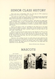Page 16, 1938 Edition, Lenoir Rhyne College - Hacawa Yearbook (Hickory, NC) online yearbook collection