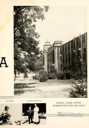 Page 7, 1938 Edition, Lenoir Rhyne College - Hacawa Yearbook (Hickory, NC) online yearbook collection