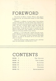 Page 8, 1938 Edition, Lenoir Rhyne College - Hacawa Yearbook (Hickory, NC) online yearbook collection