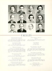 Page 16, 1942 Edition, Lenoir Rhyne College - Hacawa Yearbook (Hickory, NC) online yearbook collection