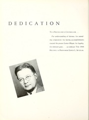 Page 10, 1944 Edition, Lenoir Rhyne College - Hacawa Yearbook (Hickory, NC) online yearbook collection