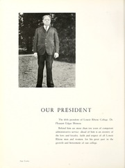 Page 16, 1944 Edition, Lenoir Rhyne College - Hacawa Yearbook (Hickory, NC) online yearbook collection