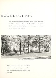 Page 9, 1944 Edition, Lenoir Rhyne College - Hacawa Yearbook (Hickory, NC) online yearbook collection