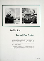 Page 13, 1959 Edition, Lenoir Rhyne College - Hacawa Yearbook (Hickory, NC) online yearbook collection
