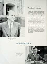 Page 14, 1959 Edition, Lenoir Rhyne College - Hacawa Yearbook (Hickory, NC) online yearbook collection