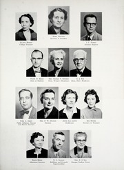 Page 15, 1959 Edition, Lenoir Rhyne College - Hacawa Yearbook (Hickory, NC) online yearbook collection