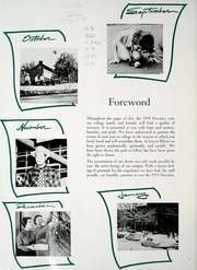 Page 8, 1959 Edition, Lenoir Rhyne College - Hacawa Yearbook (Hickory, NC) online yearbook collection