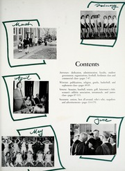 Page 9, 1959 Edition, Lenoir Rhyne College - Hacawa Yearbook (Hickory, NC) online yearbook collection