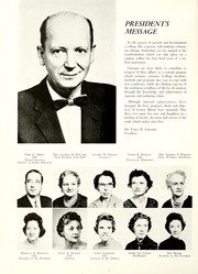 Page 14, 1961 Edition, Lenoir Rhyne College - Hacawa Yearbook (Hickory, NC) online yearbook collection