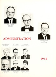 Page 15, 1961 Edition, Lenoir Rhyne College - Hacawa Yearbook (Hickory, NC) online yearbook collection