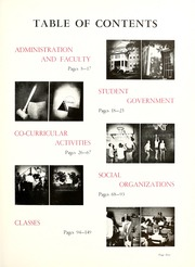 Page 9, 1961 Edition, Lenoir Rhyne College - Hacawa Yearbook (Hickory, NC) online yearbook collection