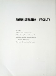 Page 12, 1967 Edition, Lenoir Rhyne College - Hacawa Yearbook (Hickory, NC) online yearbook collection