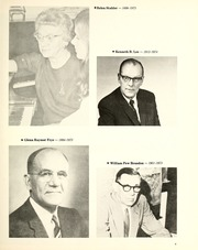 Page 13, 1974 Edition, Lenoir Rhyne College - Hacawa Yearbook (Hickory, NC) online yearbook collection