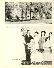 Page 8, 1974 Edition, Lenoir Rhyne College - Hacawa Yearbook (Hickory, NC) online yearbook collection