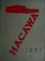 1975 Edition, Lenoir Rhyne College - Hacawa Yearbook (Hickory, NC)