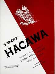 Page 5, 1975 Edition, Lenoir Rhyne College - Hacawa Yearbook (Hickory, NC) online yearbook collection