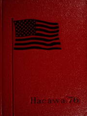 1976 Edition, Lenoir Rhyne College - Hacawa Yearbook (Hickory, NC)