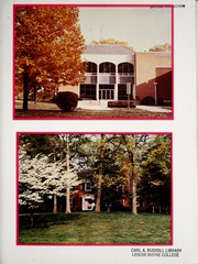 Page 3, 1979 Edition, Lenoir Rhyne College - Hacawa Yearbook (Hickory, NC) online yearbook collection