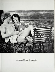 Page 7, 1979 Edition, Lenoir Rhyne College - Hacawa Yearbook (Hickory, NC) online yearbook collection