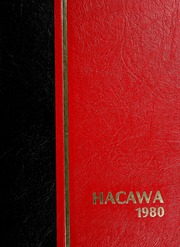 1980 Edition, Lenoir Rhyne College - Hacawa Yearbook (Hickory, NC)