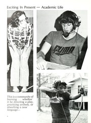 Page 10, 1980 Edition, Lenoir Rhyne College - Hacawa Yearbook (Hickory, NC) online yearbook collection