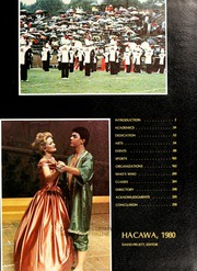 Page 5, 1980 Edition, Lenoir Rhyne College - Hacawa Yearbook (Hickory, NC) online yearbook collection