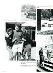 Page 230, 1986 Edition, Lenoir Rhyne College - Hacawa Yearbook (Hickory, NC) online yearbook collection