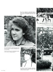 Page 232, 1986 Edition, Lenoir Rhyne College - Hacawa Yearbook (Hickory, NC) online yearbook collection