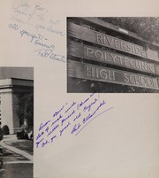 Page 11, 1945 Edition, Riverside Polytechnic High School - Koala Yearbook (Riverside, CA) online yearbook collection