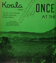 Page 6, 1945 Edition, Riverside Polytechnic High School - Koala Yearbook (Riverside, CA) online yearbook collection