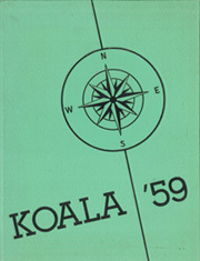 Page 1, 1959 Edition, Riverside Polytechnic High School - Koala Yearbook (Riverside, CA) online yearbook collection